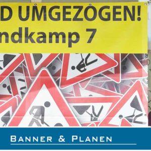 Banner & Planen