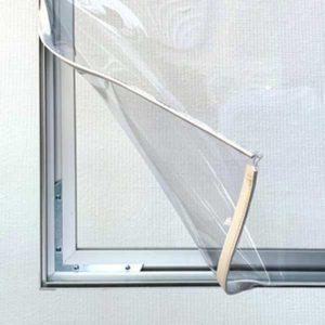 Schutzwand Gastronomie transparente PVC-Foliefester Stand